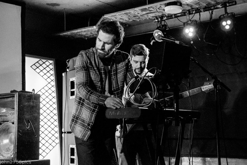 Seth & Ben, Live at Headrow House, Leeds, April 2016