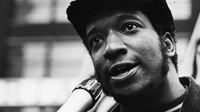 Pictured: Fred Hampton - featured on new Fold EP