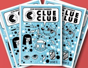 Fold Join Forces with Clue Records for Singles Club Release