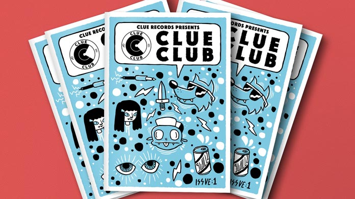 Clue Records | Clue Club