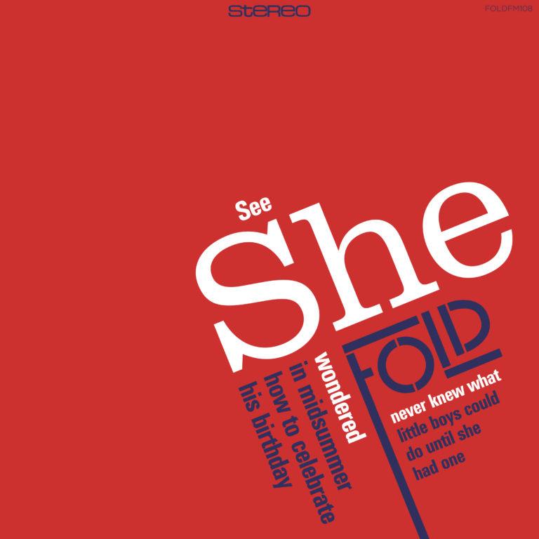 Fold – She (Single)