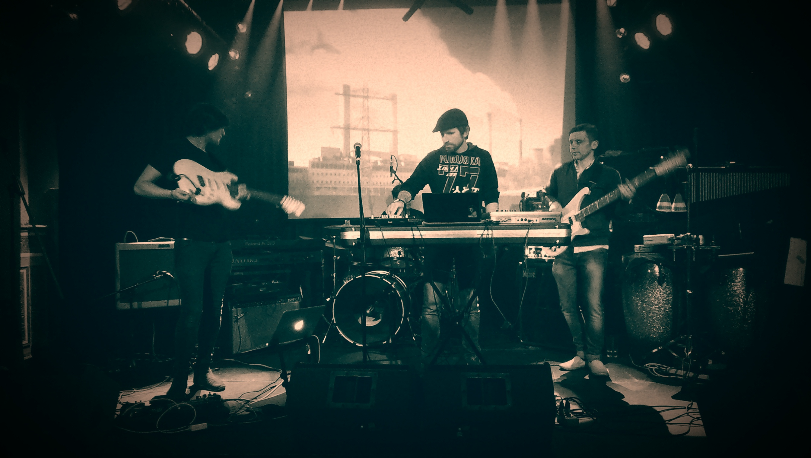 Live at The Library, Leeds, 2014