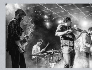 Fold live at The Brudenell Social Club, February 2018